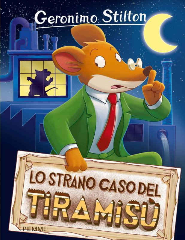 La Mamma Di Geronimo Stilton Alla Tiramisu Wordl Cup Junior