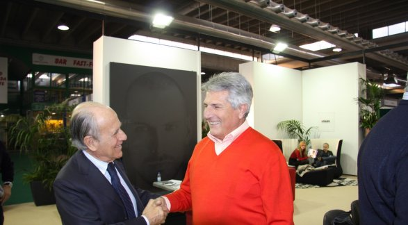 Franco Chimenti e Paolo Pilla
